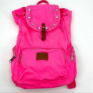 Victoria's Secret PINK bedazzled backpack